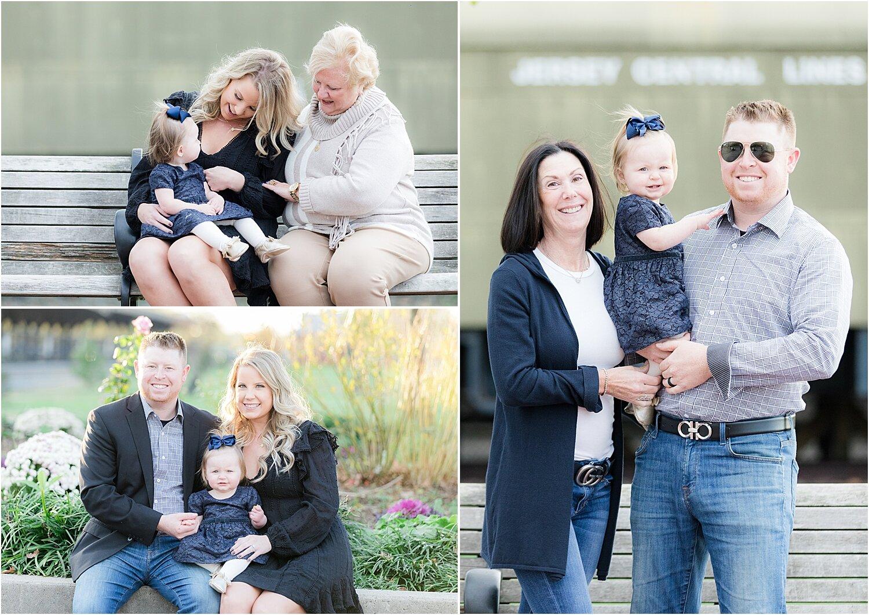 liberty state park generation family photo