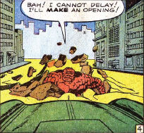 Fantastic Four #1, page 4, panel 7