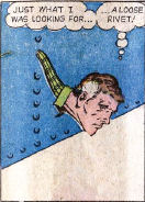 Fantastic Four #2, page 10, panel 3