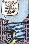Fantastic Four #3, page 9, panel 4