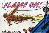 Fantastic Four #5, page 14, panel 2