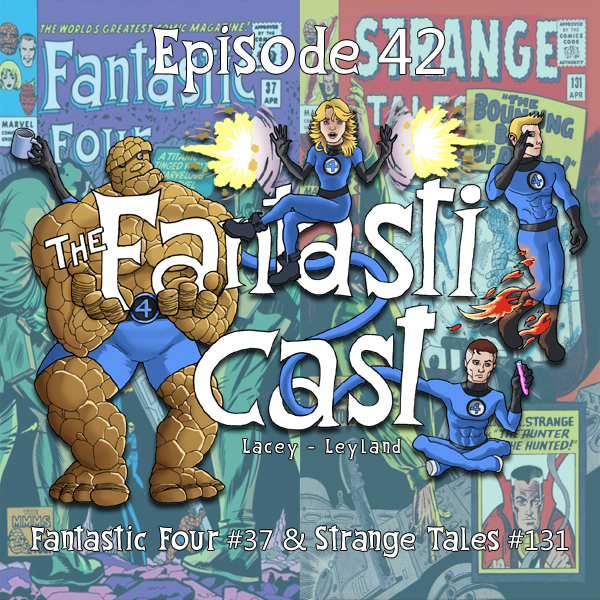 The Fantasticast Episode 42