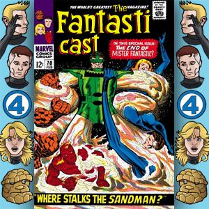 The Fantasticast Episode 70
