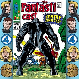 The Fantasticast Episode 73