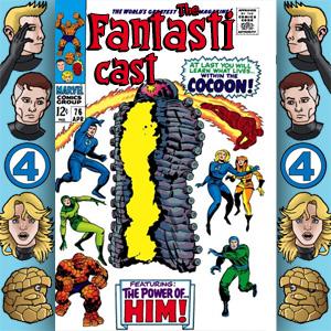 The Fantasticast Episode 76