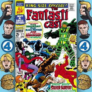 The Fantasticast Episode 77