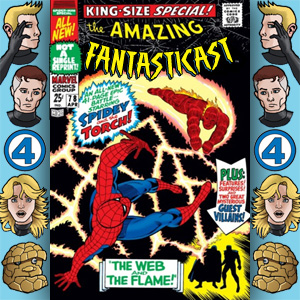 The Fantasticast Episode 78
