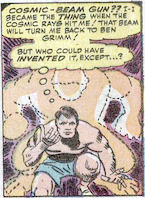 Fantastic Four #23, page 13, panel 5