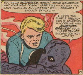 Strange Tales #117, page 10, panel 6