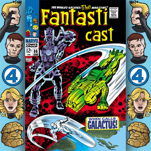 The Fantasticast Episode 86