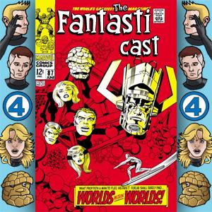 The Fantasticast Episode 87