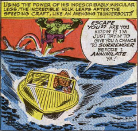 Fantastic Four #25, page 17, panel 3