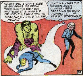 Fantastic Four #25, page 10, panel 6