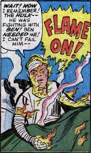 Fantastic Four #26, page 4, panel 2
