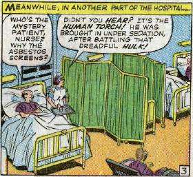 Fantastic Four #26, page 3, panel 6