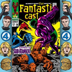 The Fantasticast Episode 88
