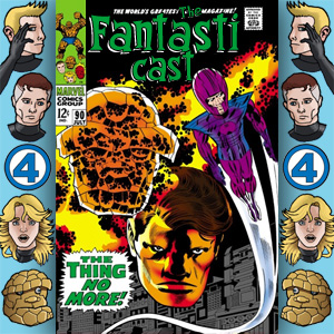 The Fantasticast Episode 90