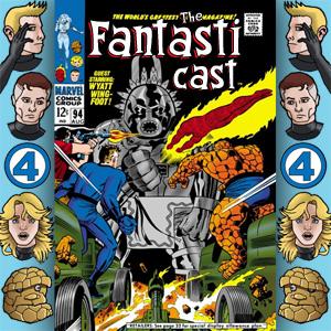 The Fantasticast Episode 94