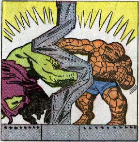Fantastic Four #26, page 19, panel 2