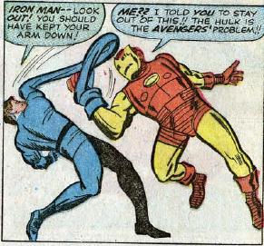Fantastic Four #26, page 13, panel 4