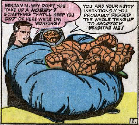 Fantastic Four #27, page 2, panel 5
