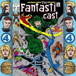 The Fantasticast Episode 97