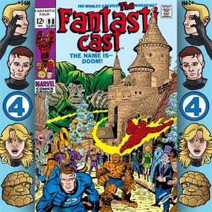 The Fantasticast Episode 98