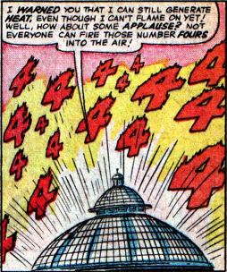 Strange Tales #121, page 13, panel 3