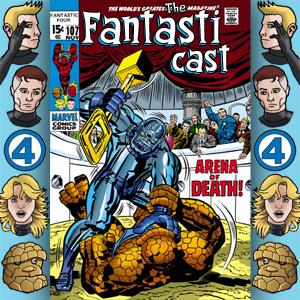 The Fantasticast Episode 107