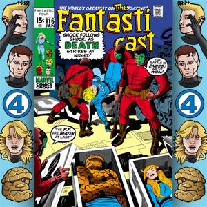 The Fantasticast Episode 116