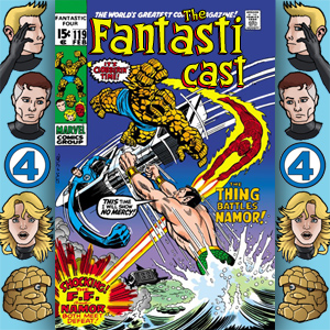 The Fantasticast Episode 119