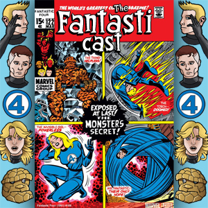 The Fantasticast Episode 122