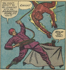 Strange Tales #122, page 6, panel 2