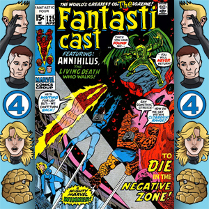 The Fantasticast Episode 125