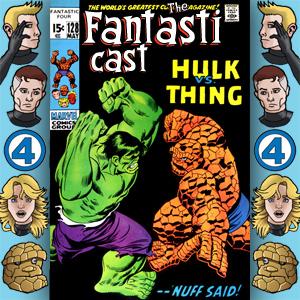 The Fantasticast Episode 128