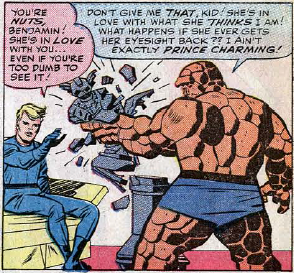Fantastic Four #29, page page 4, panel 4
