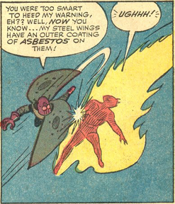 Strange Tales #123, page 7, panel 4