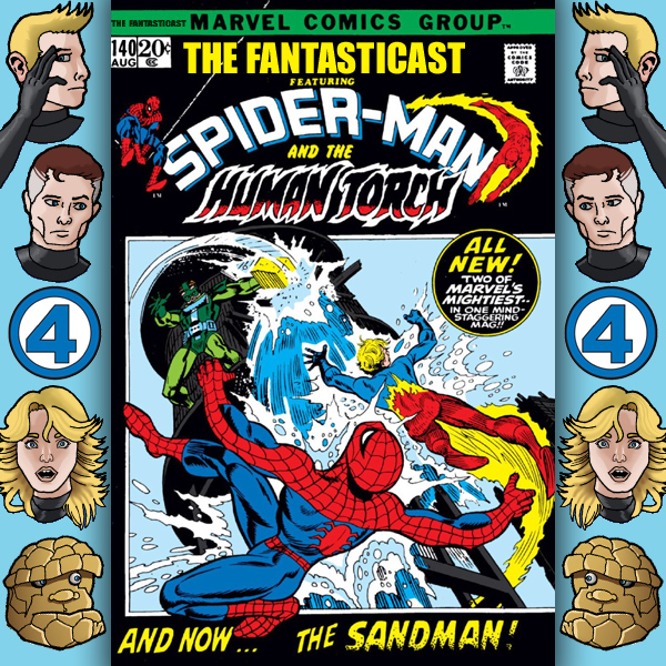 The Fantasticast Episode 140