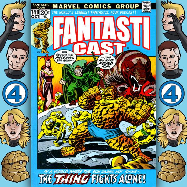 The Fantasticast Episode 149