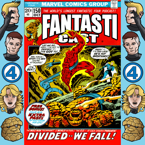 The Fantasticast Episode 150