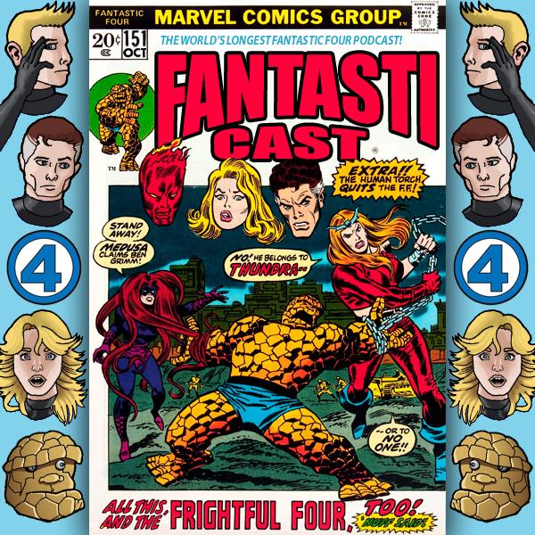 The Fantasticast Episode 151