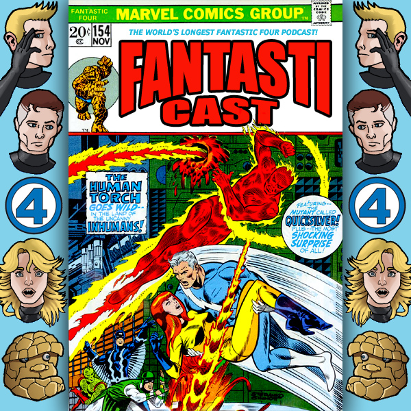 The Fantasticast Episode 154