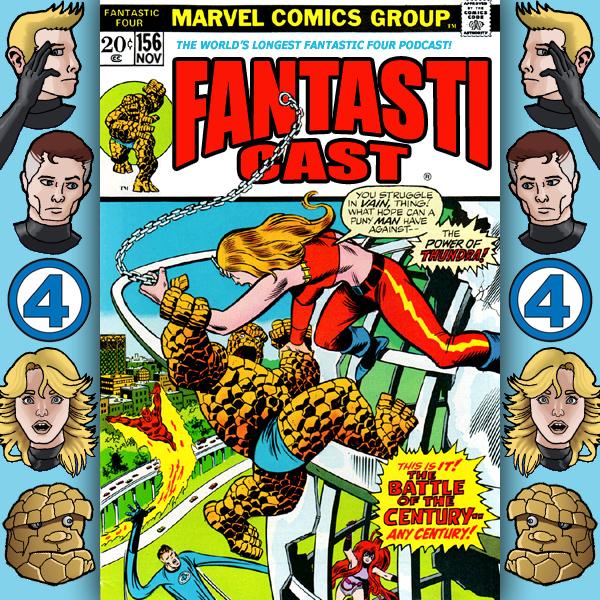 The Fantasticast Episode 156