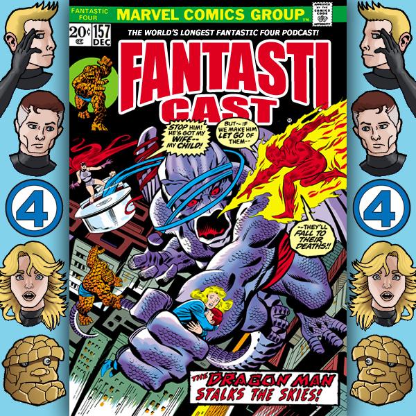 The Fantasticast Episode 157