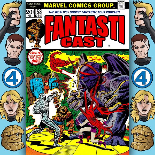 The Fantasticast Episode 158