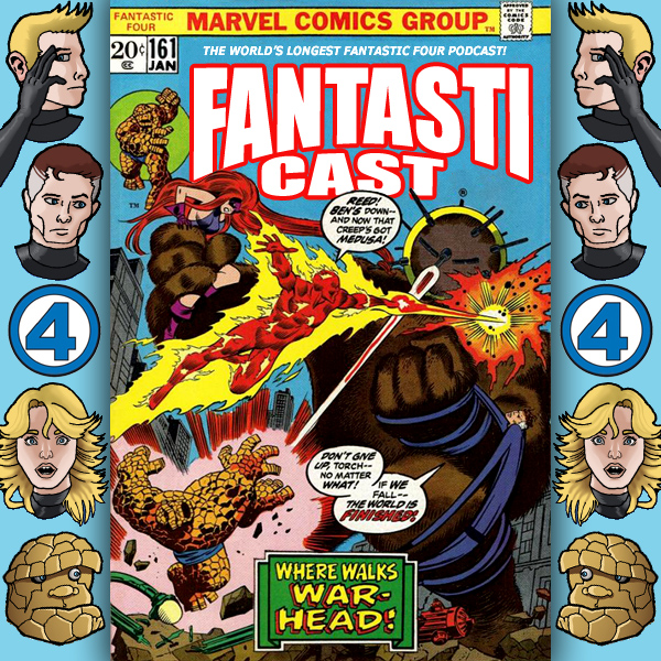 The Fantasticast Episode 161