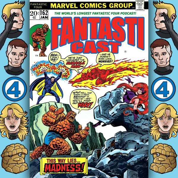 The Fantasticast Episode 162