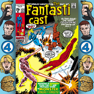 The Fantasticast Episode 121