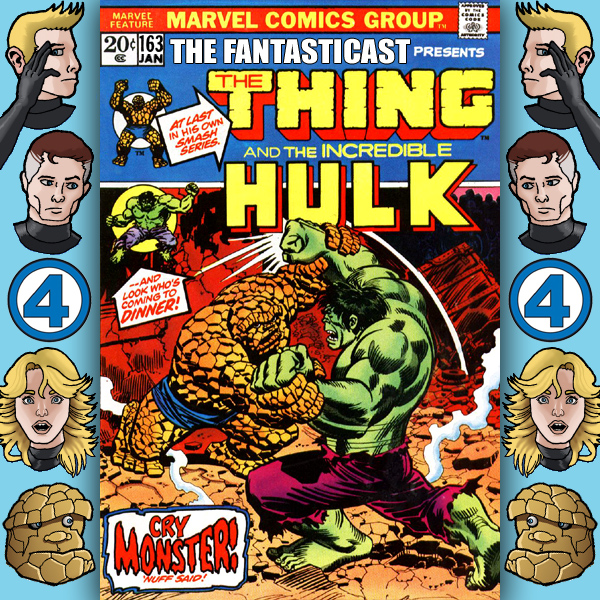 The Fantasticast Episode 163
