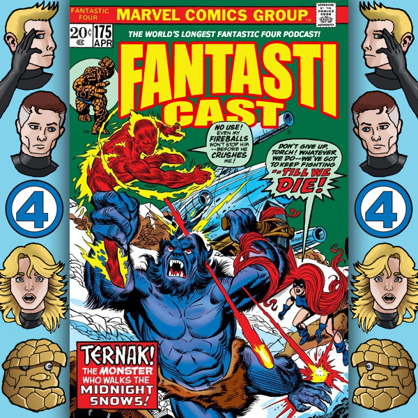 The Fantasticast Episode 175